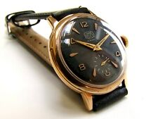 Vintage UMF RUHLA German watch from the 1950s | Military Style