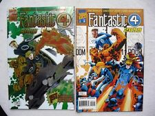 FANTASTIC FOUR 2099 N° 1 A 8 RUN COMPLET VO NEUF / NEAR MINT / MINT