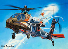 Revell 04896 Ah-64d Longbow Apache 100 Years Military Aviation