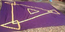 More details for masonic regalia ancient floor cloths sets ,  pilgrims preceptor