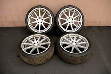 """22"""" Wheels and Tires for Rolls Royce Range Rover Bmw X5 X6"""