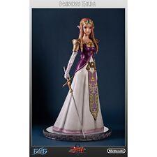 The Twilight Princess Zelda Statue  First 4 Figures