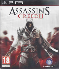 ASSASSIN'S CREED II (2) for Playstation 3 PS3 - with box & manual