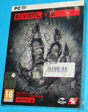 Evolve - PC New Nuovo Sealed