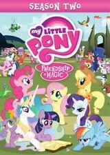 MY LITTLE PONY FRIENDSHIP IS MAGIC SEASON 2 TWO New Sealed 4 DVD Set