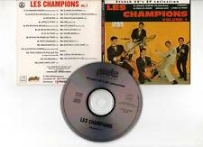 "LES CHAMPIONS ""Vol.1 - Collection Sixties Des EPs Français"" (CD Digipack) 1995"