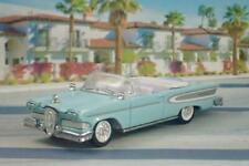 1958–1960 Ford Edsel Luxury Convertible 1/64 Scale Limited Edition K