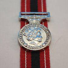 Canadian Sacrifice Medal, Reproduction
