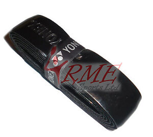 Yonex Tennis, Squash, Badminton Black Racket Grip / Grap (1 Grip)