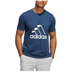 2021 Adidas Hommes Marine Club T-Shirt Golf Été Ras Cou Gym Haut Casual Coton