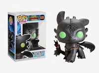Funko Pop Movies: How to Train Your Dragon - Toothless Vinyl Figure Item #36355
