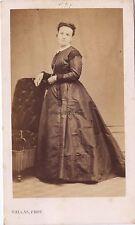 Gallas Lami Chartres Cdv Vintage albumine 1866