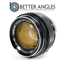 Olympus Zuiko OM 50 f1.4 Lens-Risk Free Guaranteed!