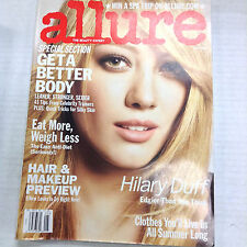Allure Magazine Hilary Duff Get A Better Body May 2008 060117nonr