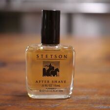 New Stetson by Coty Classic Original After Shave Mens Cologne .5 oz 15ml