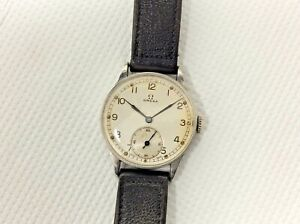 Vintage Omega Gents Watch 1943.  Cal. 26.5