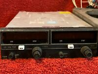 BENDIX/KING KX 155 NAV/COMM P/N 069-1024-12 WITH GLIDESLOPE 14 VDC