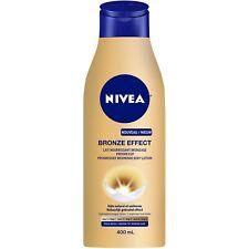 Lait corps Bronze effect, pour peaux mates NIVEA 400 ml