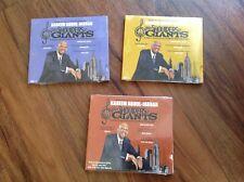 Kareem Abdul-Jabbar: On the Shoulders of Giants (6 Audio CDs) Volumes 1-3
