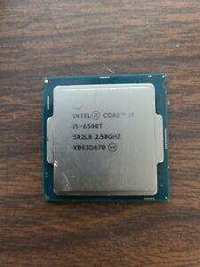 Intel Core i5-6500T 2.50-3.10GHz Quad-Core Skylake Processor CPU SR2L8 LGA 1151