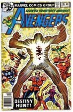 AVENGERS #176(1978)KORVAC SAGA(GUARDIANS OF GALAXY/CAPTAIN MARVEL)CGC IT(9.2/9.4