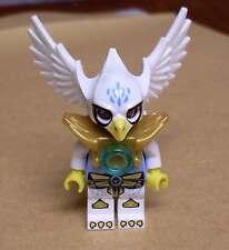 Lego Legends of Chima - Equila Figur Vogel weiss mit Flügeln und Maske Bird Neu