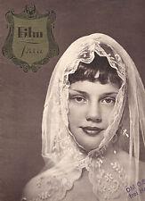 Zeitschrift Film u. Frau, Heft 11 von 1951, viel Mode und Prominente,gt. Zustand