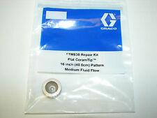 GRACO Foam FTM838 Repair Kit Flat Ceram Tip 16 inch (40.6cm) Pattern Medium Flow