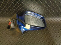 1999 TOYOTA CELICA 1.8 VVTI 3DR COUPE DRIVERS WING MIRROR ELECTRIC BLUE