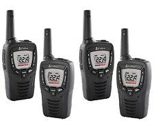 (4) COBRA CX312 23 Mile 22 Channel FRS/GMRS Walkie Talkie 2-Way Radios w/ VOX