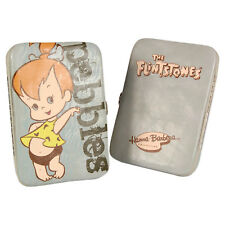 The Flintstones Pebbles Hardtop Purse. Cartoon Coin Wallet Cute Girls Money Cash