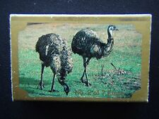 FLAG INNS 21 GOLDEN YEARS 1961-1982 No 2 of 7 EMUS MATCHBOX