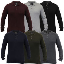 Cotton Collared Jumpers for Men