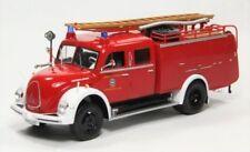 1:43 Scale Salvat Partworks Magirus Deutz Mercur Fire Engine - FEUERWEHR - BNIB