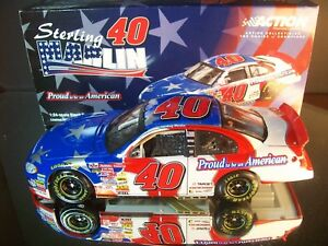 Sterling Marlin #40 American Pride Red White & Blue 9/11 2001 Dodge Intrepid