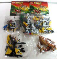 LEGO Dinosaurs T-Rex Hunter - 5886 - No Box