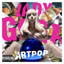 ARTPOP 0602537588138 by Lady Gaga CD With DVD