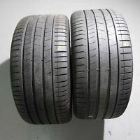 2x Pirelli P Zero * Sommerreifen Runflat 315/35 R21 111Y DOT 2118 7 mm