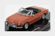 Fiat 124 Spider Bs Open 1970 Coral Red VITESSE 1:43 VE24606