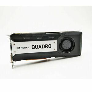 NVIDIA Quadro K6000 12GB GDDR5 384-bit 288 GB/s PCI Express PCIE 3.0 x16 GPU