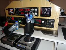 *** Flight Simulator complete saitek setup **** just add PC Or Xbox Series X