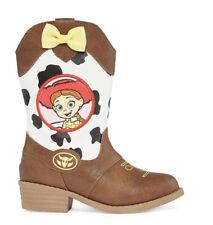 Disney Pixar Toddler Girls Toy Story 4 Cowboy Boots Jessie - Size.12
