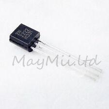 High Quality 100Pcs NPN Transistor TO-92 2N2222A 2N2222 Affordable Brand New AU