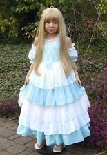 """NWT Masterpiece Dolls RARE Cinderella Blonde BROWN Eyes By Monika Levenig 48"""""""