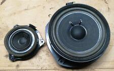 AUDI R8 2007 - 2013 BANG & OLUFSEN DOOR SPEAKERS N/S LEFT 420035415A 420035416