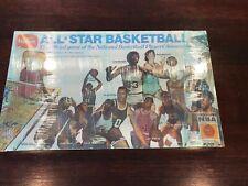 Vintage 1960's Rare Tudor NBA ALL STAR Basketball Tabletop Game