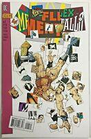 FLEX MENTALLO#4 VF/NM 1996 DC/VERTIGO COMICS