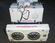 Fischer Panda  12kva  generator with water cooled alternator  plus radiator etc