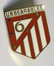 "LIVERPOOL Football Club Badge ""UNBEARABLES"" - ENAMEL PIN - Champions League 2019"
