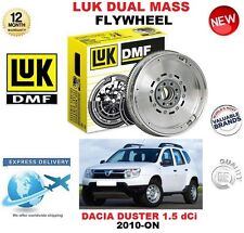 FOR DACIA DUSTER 1.5 dCi 4x4 2010-ON ORIGINAL LUK DMF DUAL MASS FLYWHEEL